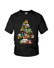CAMPING TREE Youth T-Shirt thumbnail