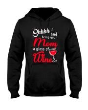 MOM WINE Hooded Sweatshirt thumbnail