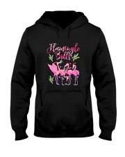 FLAMINGLE BELL Hooded Sweatshirt thumbnail