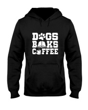 DOG BOOK COFFEE Hooded Sweatshirt thumbnail