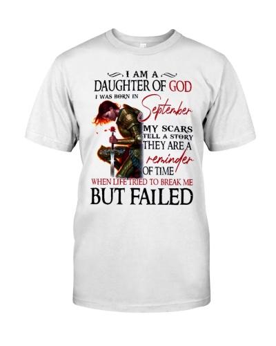 September Daughter God