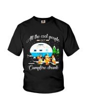 CAMPFIRE DRUNK Youth T-Shirt thumbnail