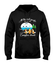 CAMPFIRE DRUNK Hooded Sweatshirt thumbnail