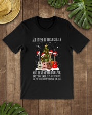 ALL NEED UKULELE Classic T-Shirt lifestyle-mens-crewneck-front-18