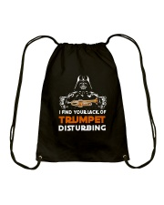 TRUMPET DISTURBING Drawstring Bag thumbnail