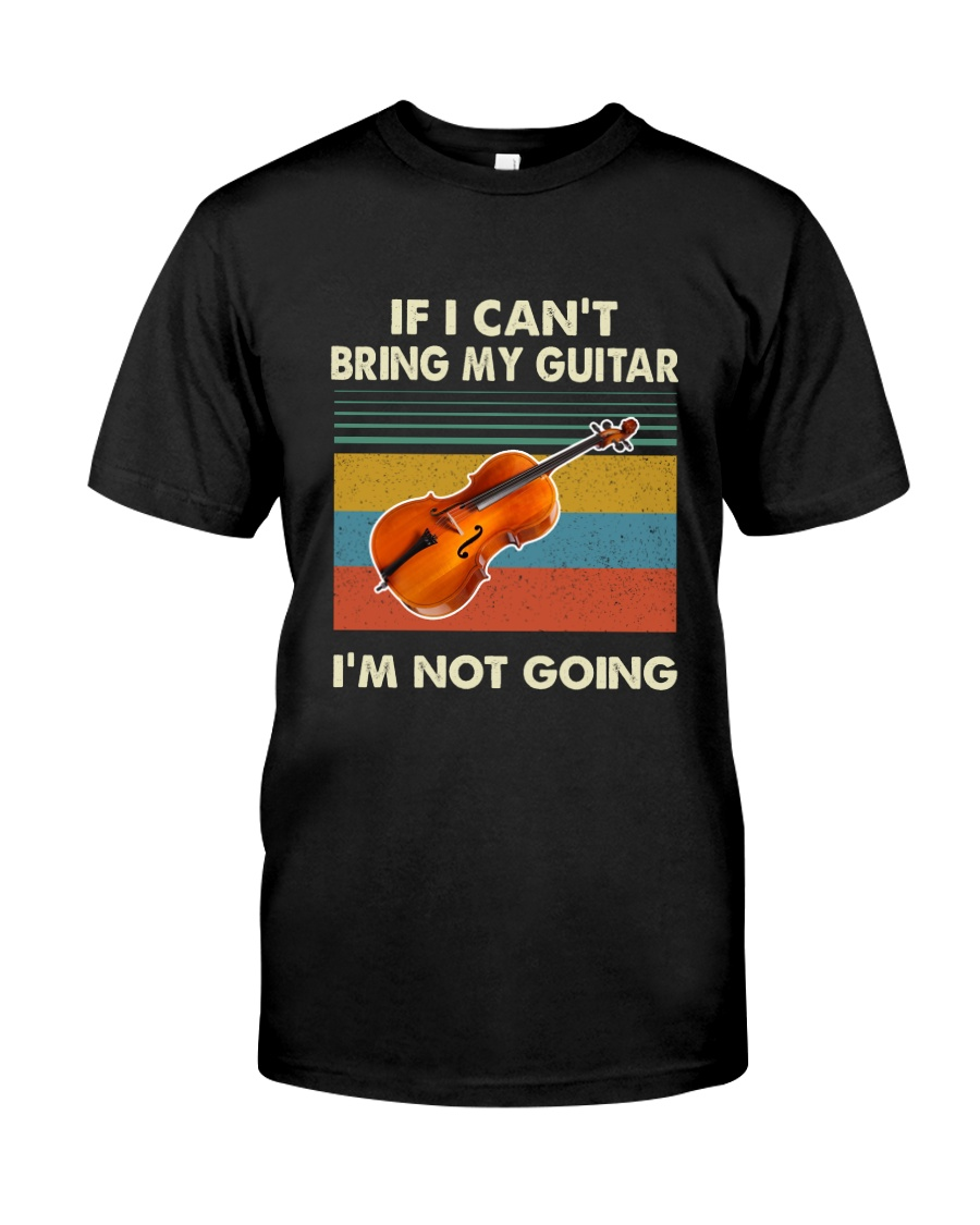 CELLO NOT GOING Classic T-Shirt
