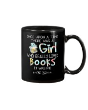 GIRL LOVE BOOKS Mug thumbnail