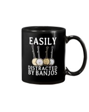 EASILY DISTRACTED BANJOS Mug thumbnail