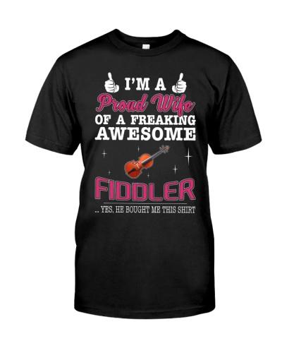 PROUD WIFE FIDDLER