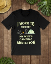 SUPPORT CAMPING WIFFE Classic T-Shirt lifestyle-mens-crewneck-front-18