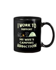 SUPPORT CAMPING WIFFE Mug thumbnail