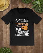 GUITAR AWESOME Classic T-Shirt lifestyle-mens-crewneck-front-18