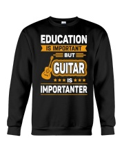 EDUCATION GUITAR Crewneck Sweatshirt thumbnail