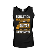 EDUCATION GUITAR Unisex Tank thumbnail