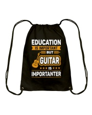 EDUCATION GUITAR Drawstring Bag thumbnail