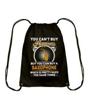 HAPPINESS SAXOPHONE Drawstring Bag thumbnail