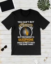 HAPPINESS SAXOPHONE Classic T-Shirt lifestyle-mens-crewneck-front-17