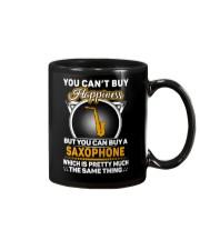 HAPPINESS SAXOPHONE Mug thumbnail
