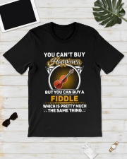 SAME THING FIDDLE Classic T-Shirt lifestyle-mens-crewneck-front-17