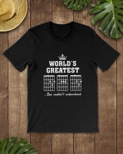 WORLD GREATEST GUITAR Classic T-Shirt lifestyle-mens-crewneck-front-18