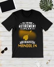 RETIREMENT MANDOLIN Classic T-Shirt lifestyle-mens-crewneck-front-17