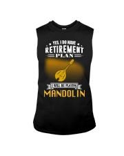 RETIREMENT MANDOLIN Sleeveless Tee thumbnail