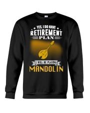 RETIREMENT MANDOLIN Crewneck Sweatshirt thumbnail