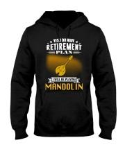 RETIREMENT MANDOLIN Hooded Sweatshirt thumbnail