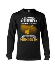 RETIREMENT MANDOLIN Long Sleeve Tee thumbnail