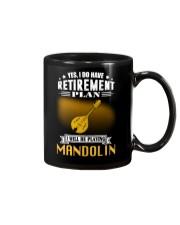 RETIREMENT MANDOLIN Mug thumbnail