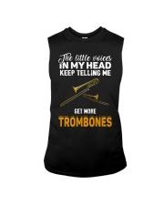 TELLING ME TROMBONE Sleeveless Tee thumbnail