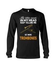 TELLING ME TROMBONE Long Sleeve Tee thumbnail