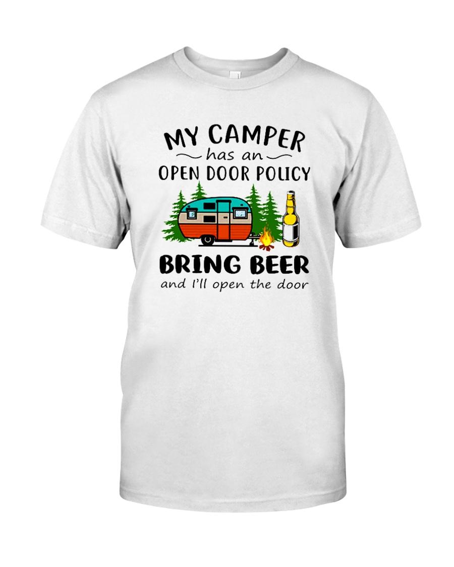 MY CAMPER BRING BEER Classic T-Shirt