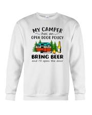 MY CAMPER BRING BEER Crewneck Sweatshirt thumbnail