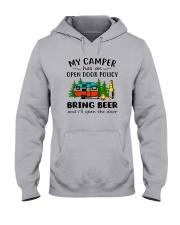 MY CAMPER BRING BEER Hooded Sweatshirt thumbnail