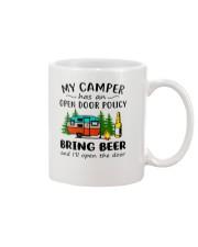 MY CAMPER BRING BEER Mug thumbnail