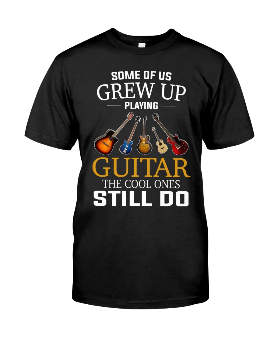 SOME OF US GUITAR Classic T-Shirt
