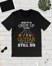 SOME OF US GUITAR Classic T-Shirt lifestyle-mens-crewneck-front-17