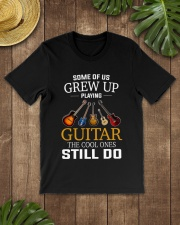 SOME OF US GUITAR Classic T-Shirt lifestyle-mens-crewneck-front-18