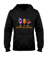 HAPPY HALLOWINE Hooded Sweatshirt thumbnail