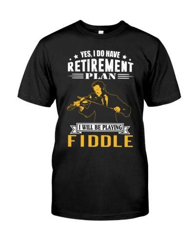 RETIREMENT FIDDLE