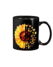 WINE SUNFLOWER Mug thumbnail