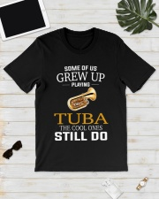 SOME OF US TUBA Classic T-Shirt lifestyle-mens-crewneck-front-17