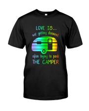 LOVE PARK CAMPER Classic T-Shirt thumbnail