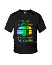 LOVE PARK CAMPER Youth T-Shirt thumbnail