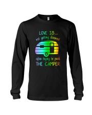 LOVE PARK CAMPER Long Sleeve Tee thumbnail