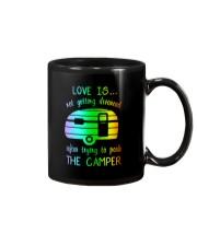 LOVE PARK CAMPER Mug thumbnail