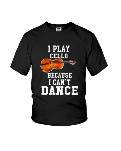 I CANNOT DANCE CELLO