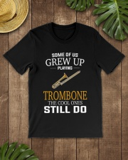 SOME OF US TROMBONE Classic T-Shirt lifestyle-mens-crewneck-front-18