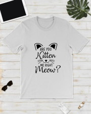 RIGHT MEOW Classic T-Shirt lifestyle-mens-crewneck-front-17